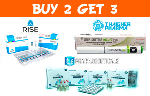 Ice Pharma Buy 2 Get 3
