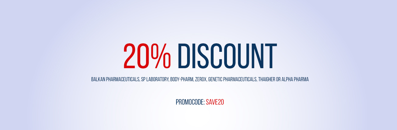Save 20% off